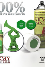 The Army Painter Primer: Colour Goblin Green