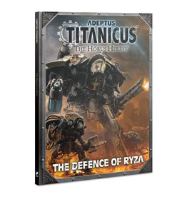 Games Workshop Adeptus Titanicus: The Defence of Ryza