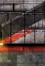 Frontline-Gaming FLG Mats: Space Dock Alpha 4x4'