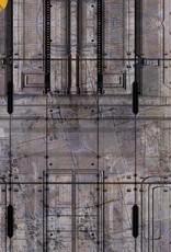 "Frontline-Gaming FLG Mats: Space Dock Alpha 44"" x 60"""