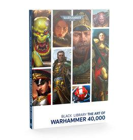 Games Workshop The Art of Warhammer 40,000