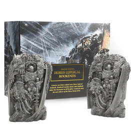 Games Workshop The Horus Heresy Bookends