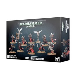 Games-Workshop Adepta Sororitas Battle Sisters Squad