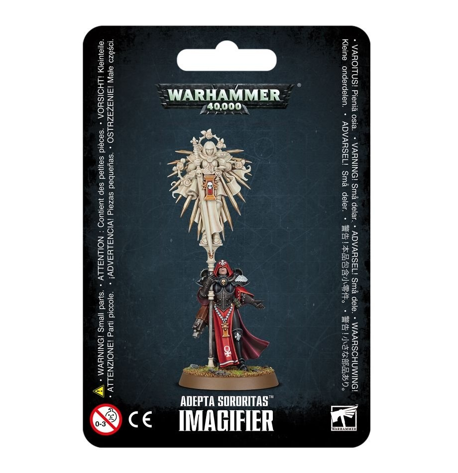Games-Workshop Adepta Sororitas Imagifier