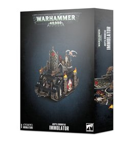 Games-Workshop Adepta Sororitas Immolator