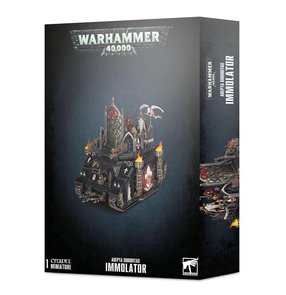 Games-Workshop Adepta Sororitas Immolator