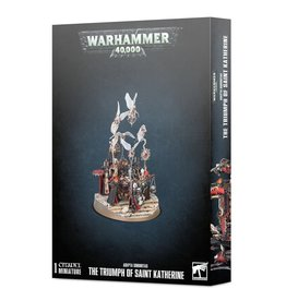 Games-Workshop Adepta Sororitas The Triumph Of Saint Katherine