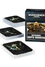 Games-Workshop Datacards: Adepta Sororitas (English)