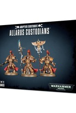 Games-Workshop Adeptus Custodes Allarus Custodians