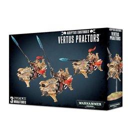 Games-Workshop Adeptus Custodes Vertus Praetors