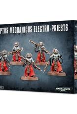 Games-Workshop Adeptus Mechanicus Electro-Priests
