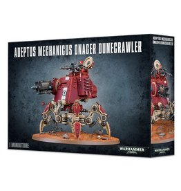Games-Workshop Adeptus Mechanicus Onager Dunecrawler
