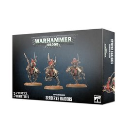 Games-Workshop Adeptus Mechanicus Serberys Raiders