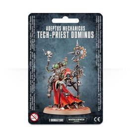 Games-Workshop Adeptus Mechanicus Tech-Priest Dominus