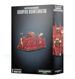 Games-Workshop Adeptus Mechanicus: Skorpius Disintegrator