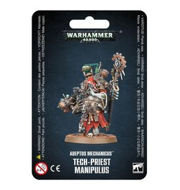 Games-Workshop Adeptus Mechanicus: Tech-Priest Manipulus