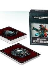 Games-Workshop Datacards: Adeptus Mechanicus (English)