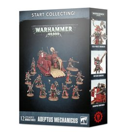 Games-Workshop Start Collecting! Adeptus Mechanicus