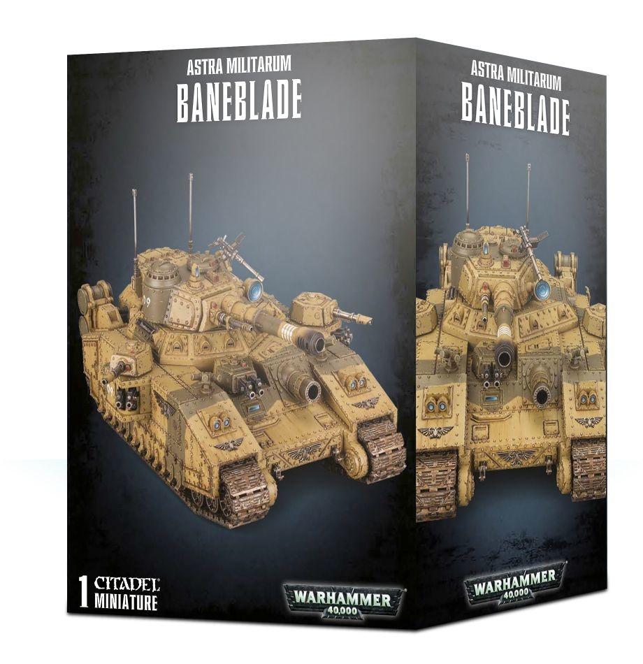 Games-Workshop Astra Militarum Baneblade