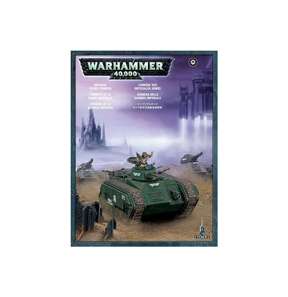 Games-Workshop Astra Militarum Chimera