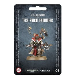 Games-Workshop Astra Militarum Tech-Priest Enginseer