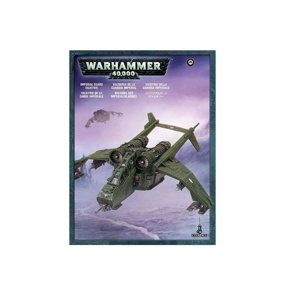 Games-Workshop Astra Militarum Valkyrie