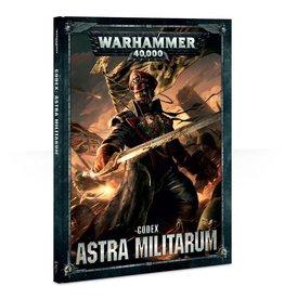 Games-Workshop Codex: Astra Militarum (English)