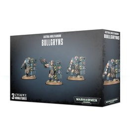 Games-Workshop Militarum Auxilla Bullgryns