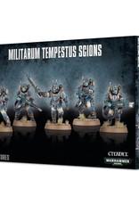 Games-Workshop Militarum Tempestus Scions