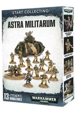 Games-Workshop Start Collecting! Astra Militarum