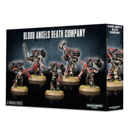 Games-Workshop Blood Angels Death Company