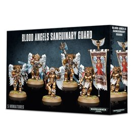 Games-Workshop Blood Angels Sanguinary Guard
