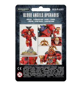 Games-Workshop Blood Angels Upgrades