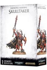 Games-Workshop Daemons Of Khorne Skulltaker