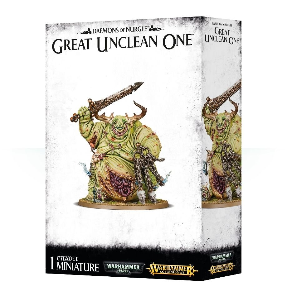 Games-Workshop Great Unclean One of Nurgle