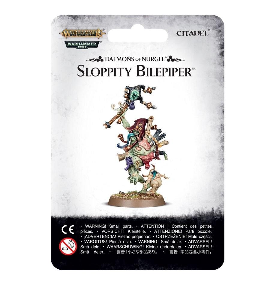 Games-Workshop Daemons Of Nurgle: Sloppity Bilepiper