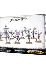 Games-Workshop Daemons Of Slaanesh Daemonettes