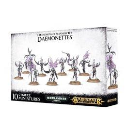 Games-Workshop Daemons Of Slaanesh Daemonettes