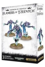 Games-Workshop Daemons Of Tzeentch Flamers Of Tzeentch