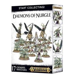 Games-Workshop Start Collecting! Daemons Of Nurgle
