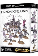 Games-Workshop Start Collecting! Daemons Of Slaanesh