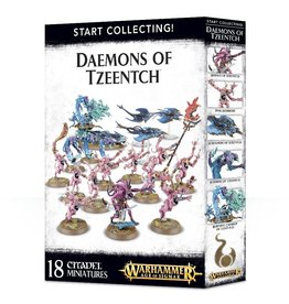 Games-Workshop Start Collecting! Daemons Of Tzeentch