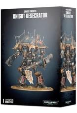 Games-Workshop Chaos Knights: Knight Desecrator