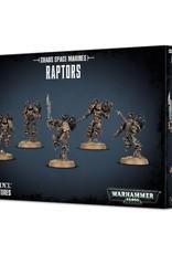 Games-Workshop Chaos Space Marine Raptors