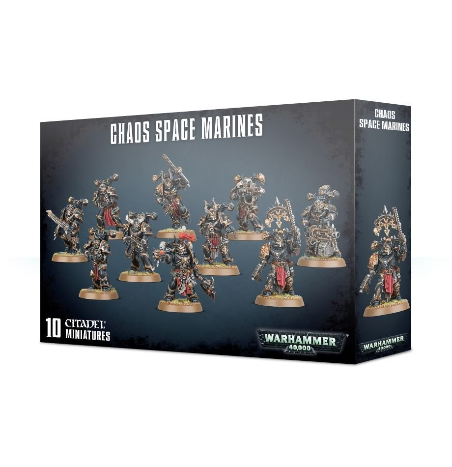 Games-Workshop Chaos Space Marines