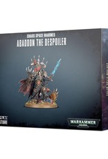 Games-Workshop Chaos Space Marines Abaddon The Despoiler