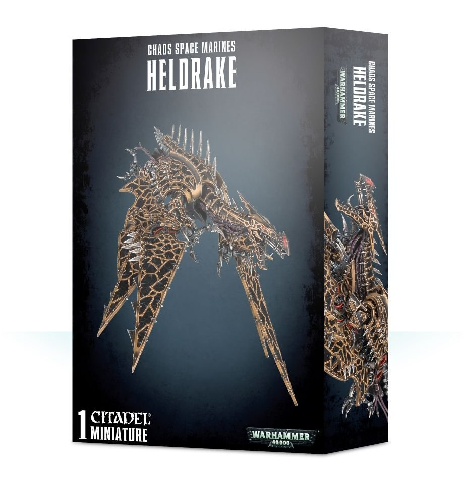 Games-Workshop Chaos Space Marines Heldrake