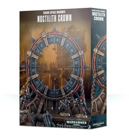 Games-Workshop Chaos Space Marines Noctilith Crown