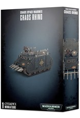 Games-Workshop Chaos Space Marines Rhino