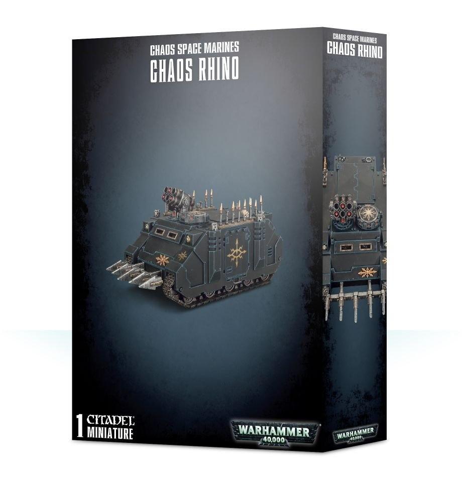 Games-Workshop Chaos Space Marines Rhino